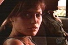 "Seriál Kriminálka Las Vegas, třetí díl ""Únosce a nalezená"" (sezona 1)."