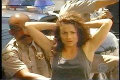 """Seriál Kriminálka Las Vegas, jedenáctý díl """"Vražda na silnici I - 15"""" (sezona 1)."""
